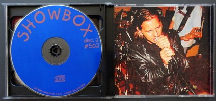 Pearl Jam Secret Gig disc 2