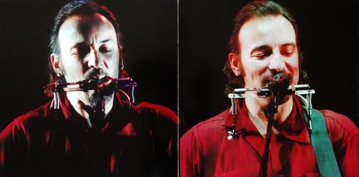 Springsteen Misunderstood booklet inner