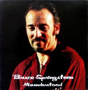 Springsteen Misunderstood front