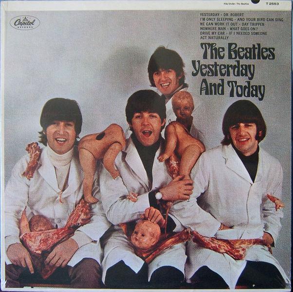 Beatles butcher