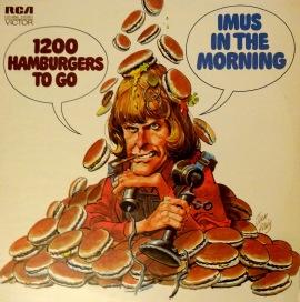 Imus Hamburgers front