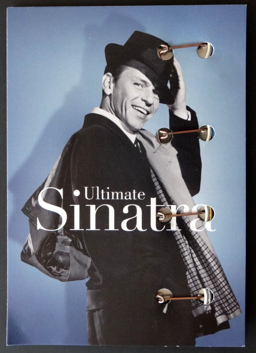 From The Stacks Ultimate Sinatra Promotional Pins Why