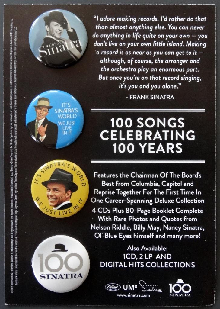 Sinatra Pins front