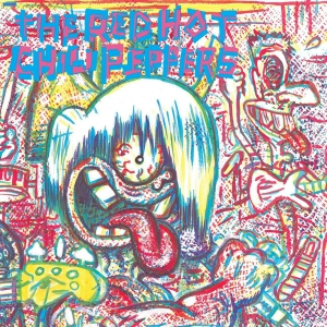 red hot chili peppers debut