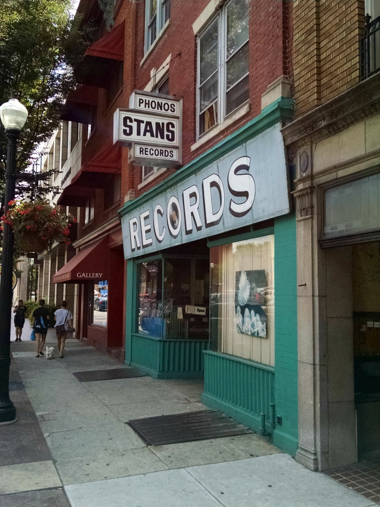 stans records