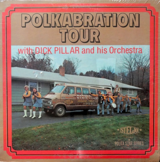 Dick Pillar Polkabration Tour front