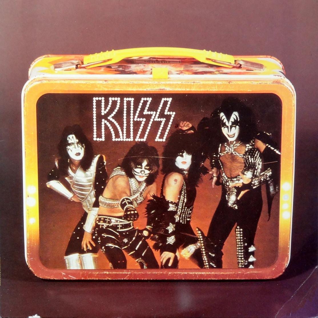 KISS London 1978 front