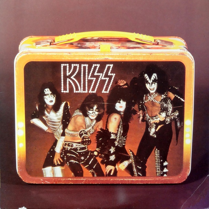 KISS London 1978 front