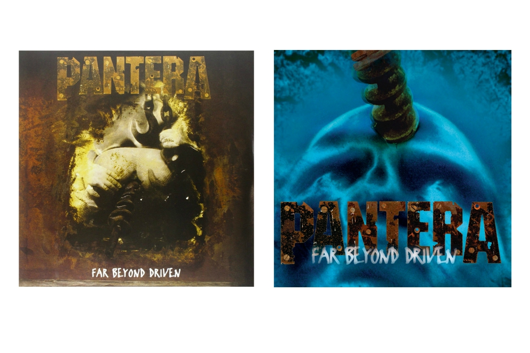 pantera far beyond driven cover - photo #6