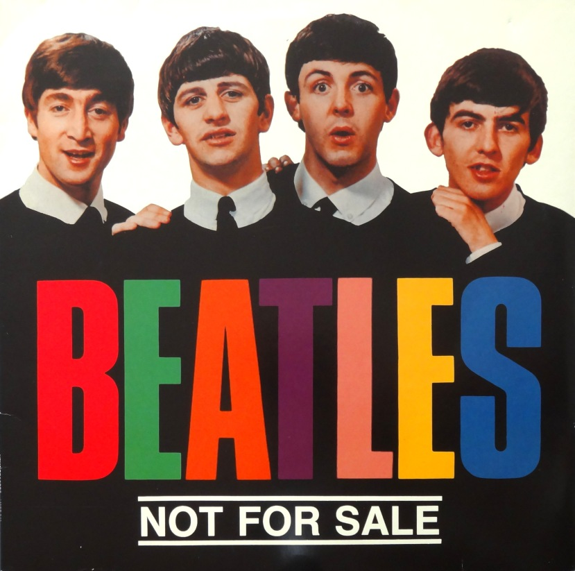 Beatles Not For Sale front