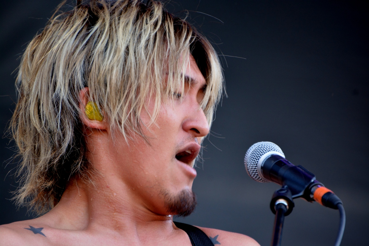 Aftershock 2015: One OK Rock