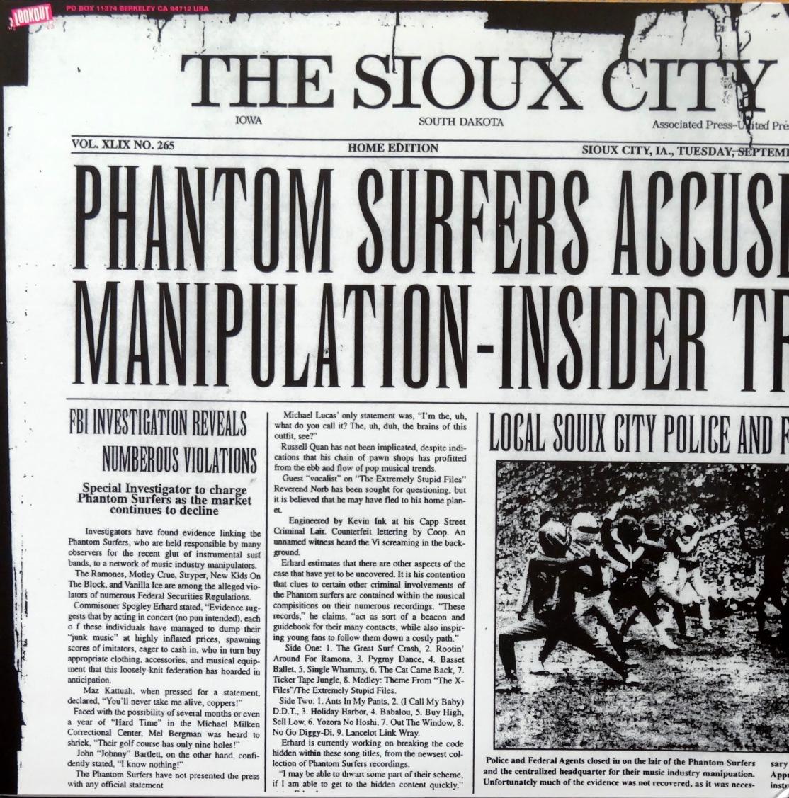 Phantom Surfers back