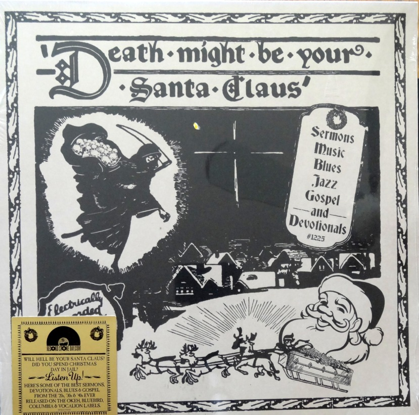Death May Be Your Santa Claus front