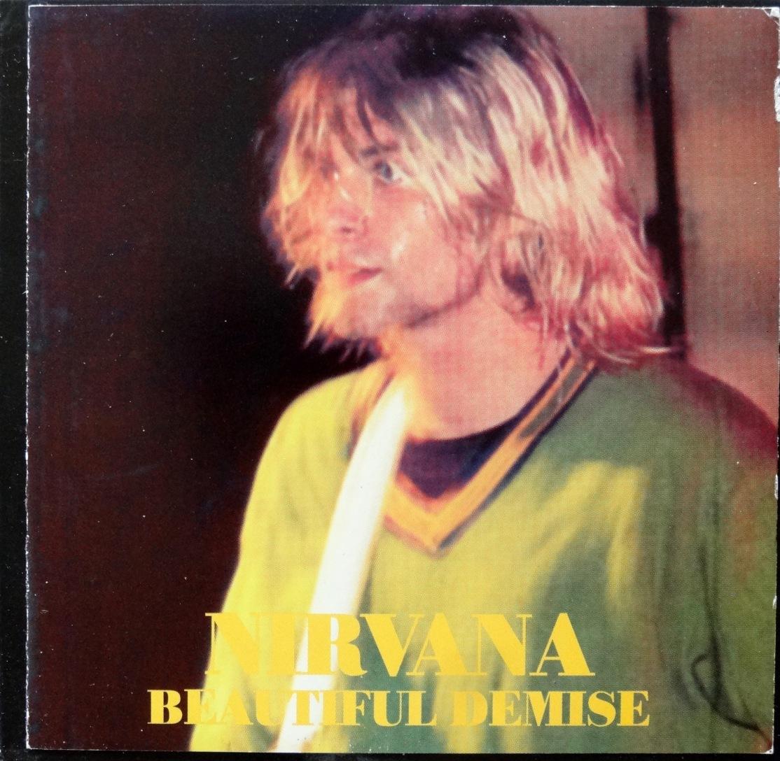 Nirvana Beautiful Demise front