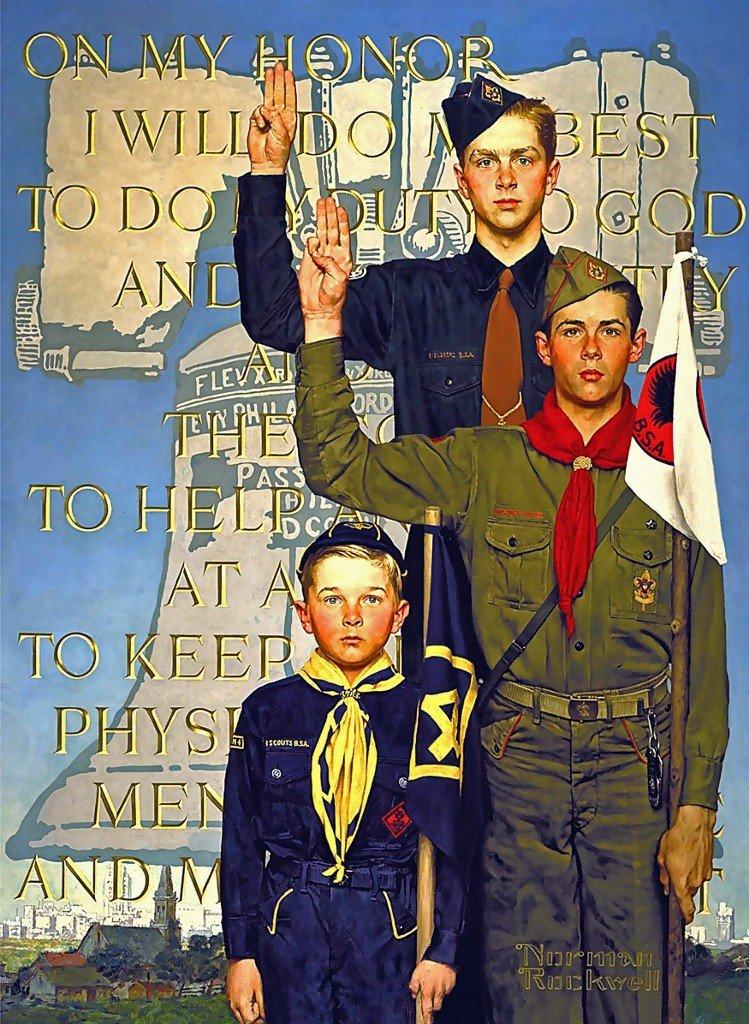 2016 boy scout handbook pdf
