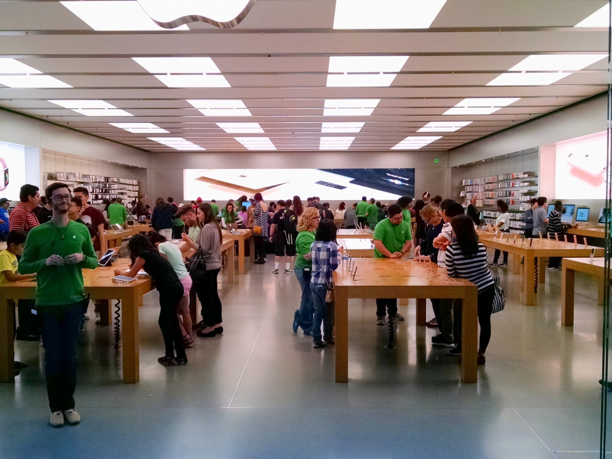 Dear Apple: Your Stores Suck