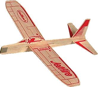 balsa glider
