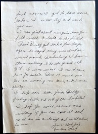 Paul Stafford letter3