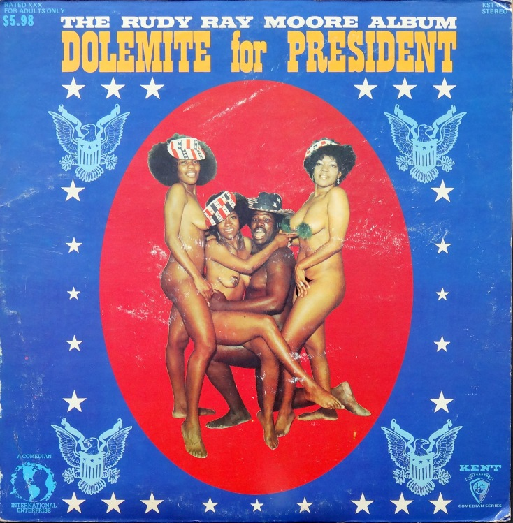Rudy Ray Moore Front