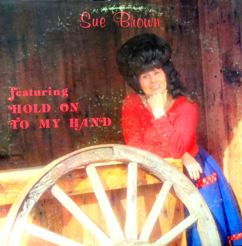Sue Brown front