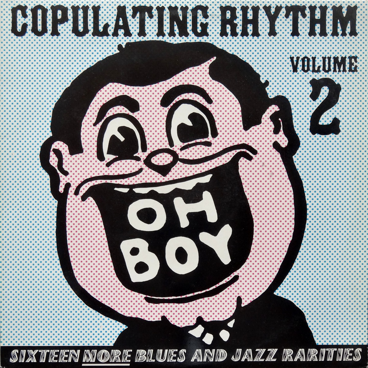 From The Stacks: 'Copulating Rhythm, Volume 2'