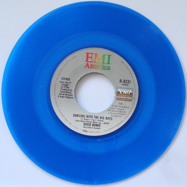 Bowie Blue Jean B Side