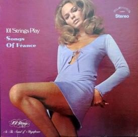 101 Strings Songs of France