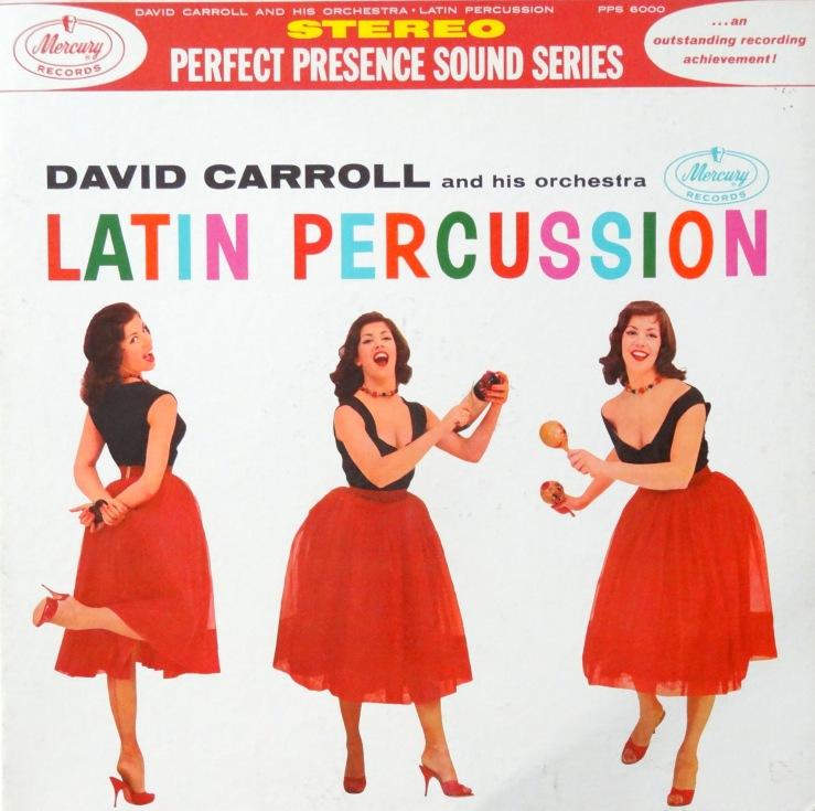 David Carroll front