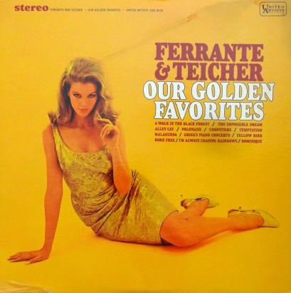 Ferrante and Teicher Golden Favorites