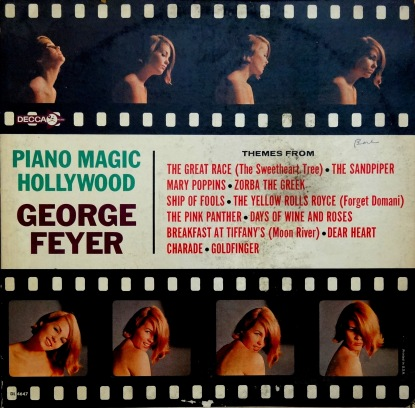 George Feyer Piano Magic