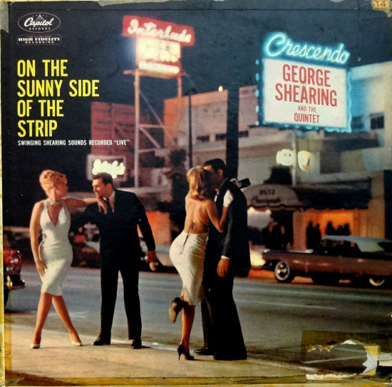 George Shearing Sunny Side of the Strip