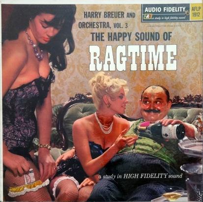 Harry Breur Ragtime