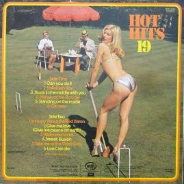 Hot Hits 19 back