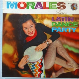 Morales Latin Dance Party front