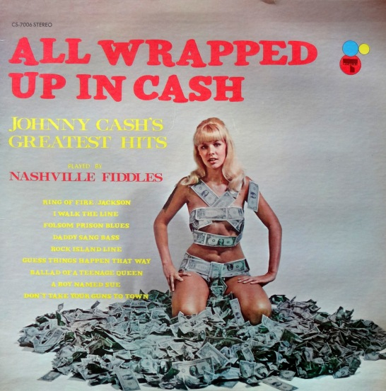 Nashville Fiddles All Wrapped Up In Cash
