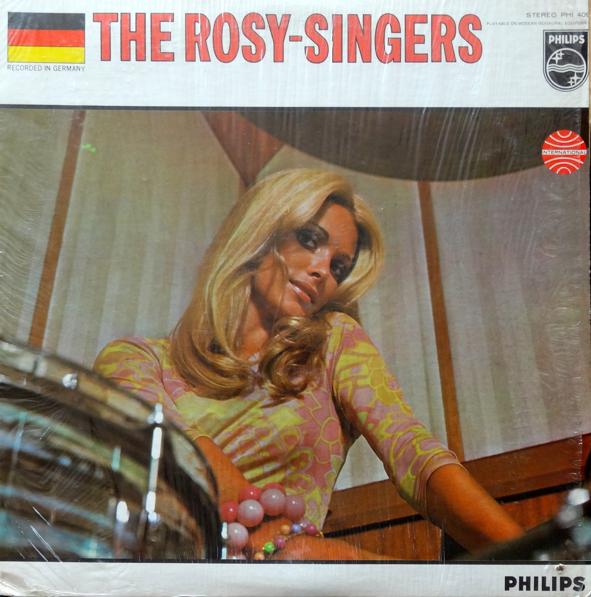 Cheesecake Cover of the Week: 'The Rosy-Singers'