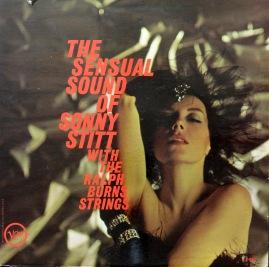 Sensual Sound of Sonny Stitt front