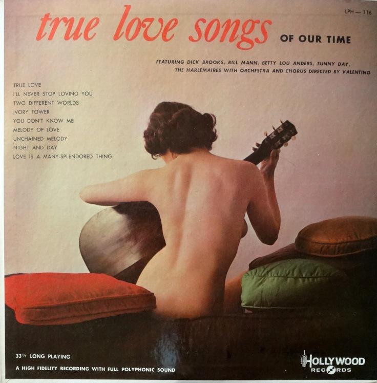 True Love Songs front