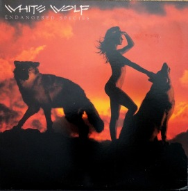 White Wolf Endangered Species