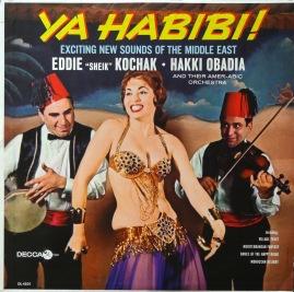 Ya Habibi front