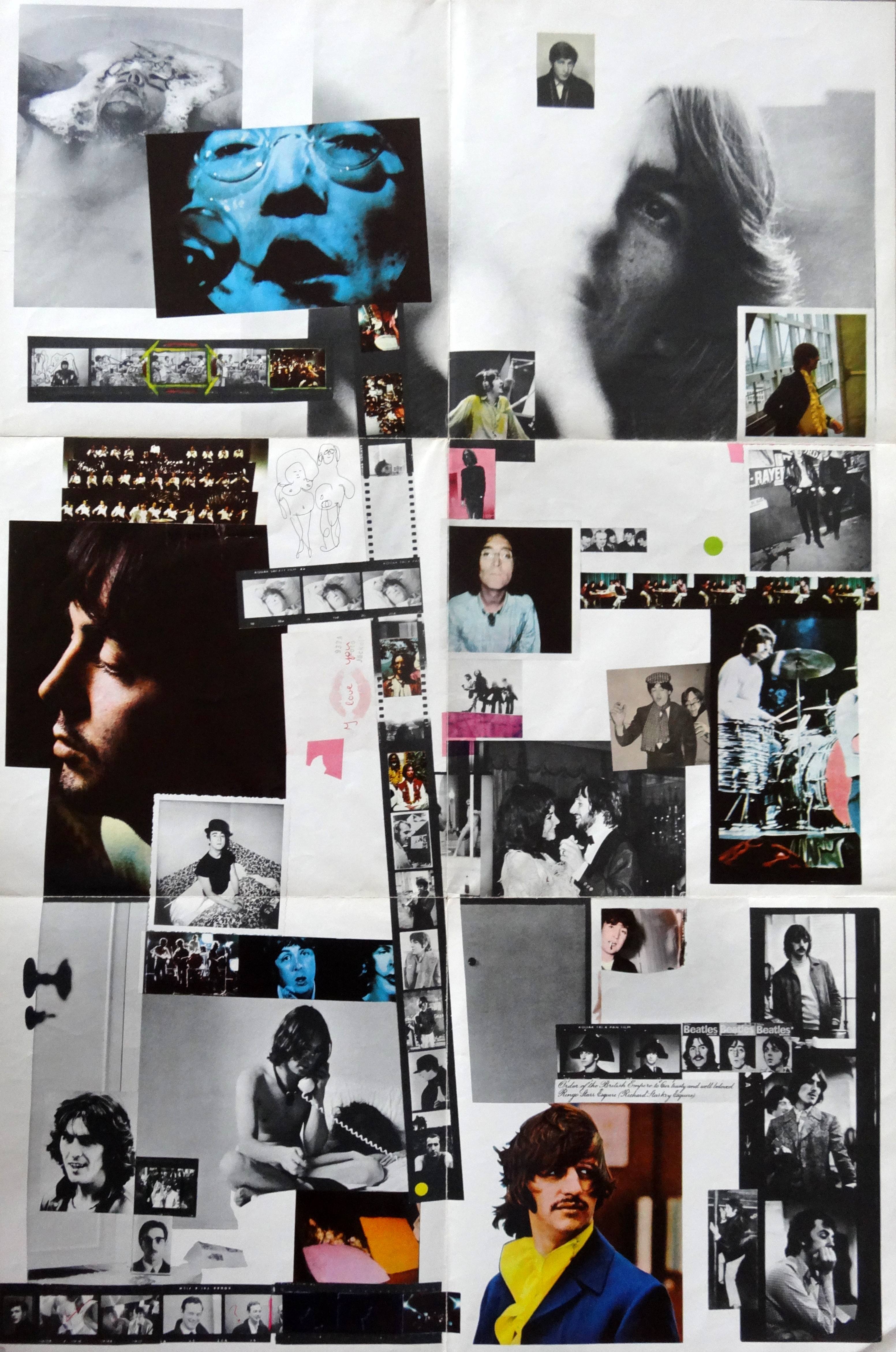 From The Stacks The Beatles White Album White Vinyl