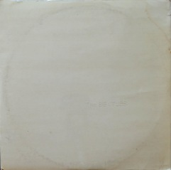 Beatles White Album White Vinyl