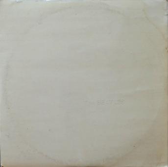 Beatles White Album White Vinyl