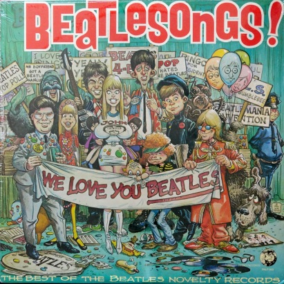 Including Lennon's killer (far left) on the cover of this 1982 LP pushed it into the controversial category.
