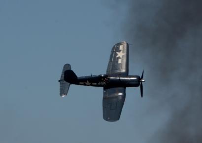 Corsair smoke