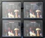 Janes Addiction Addicted cd backs