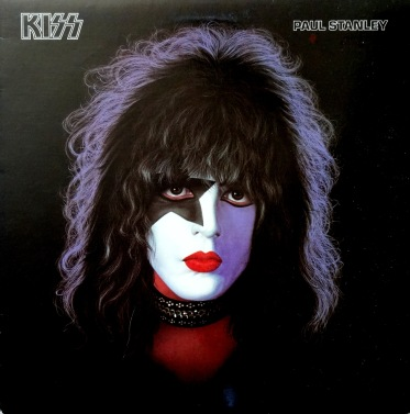 Kiss Paul Stanley front