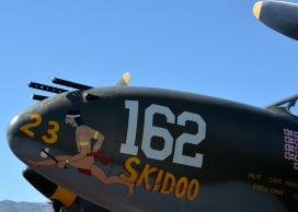 P38 Skidoo