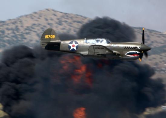 p40 fire