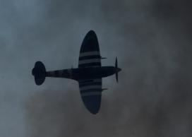 Spitfire smoke